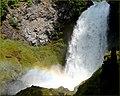 McKenzie Loop Drive, Sahalie Falls, OR 8-29-13zzd (10122803245).jpg