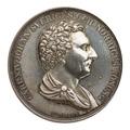 Medalj, 1818-1821 - Skoklosters slott - 100159.tif