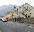 Medart Place houses, Crosskeys - geograph.org.uk - 1759290.jpg