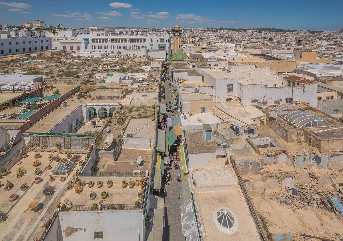 Medina Of Tunis Wikipedia