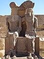 Medinet Habu Ramses III. Tempel 34.JPG