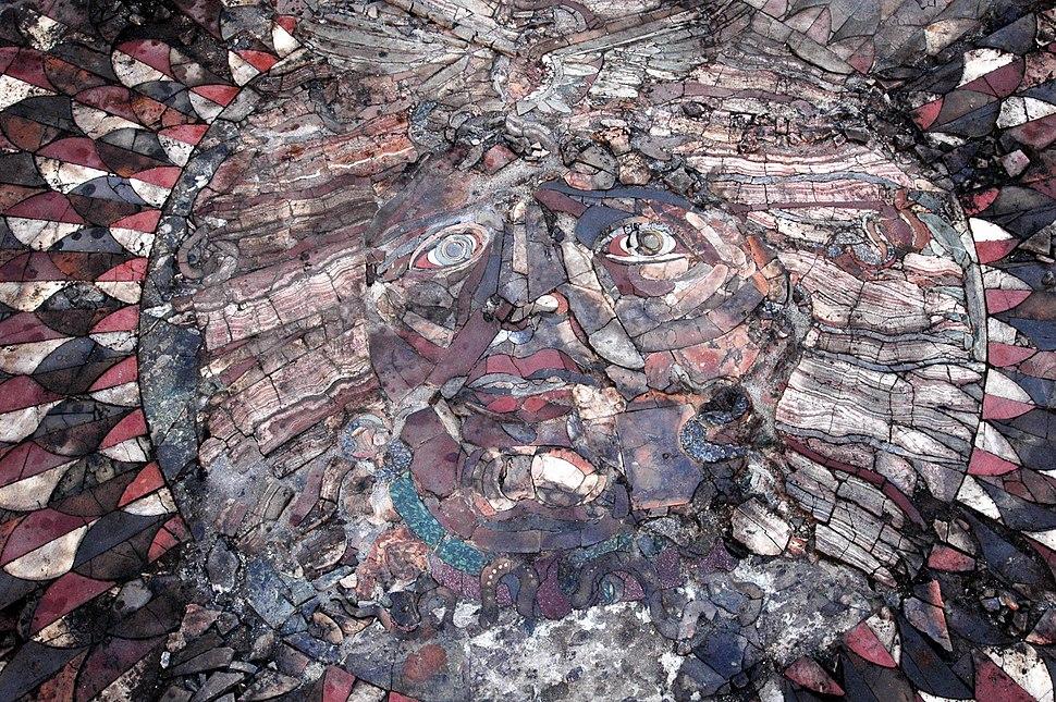 Medusa mosaic of Kibyra