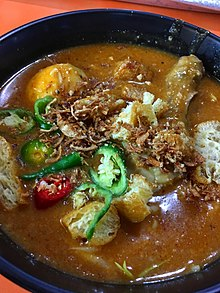 Mee Rebus by Banej, Singapore October 2017.jpg