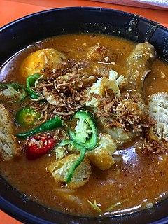 Mie kuah Indonesian dish