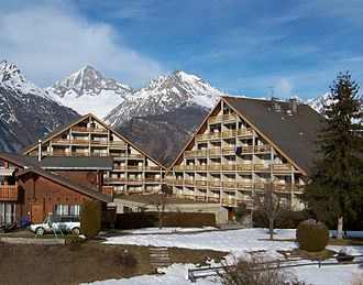 Unterbäch - Multi-family houses in Unterbäch