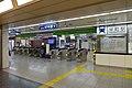 Meitetsu Sakaemachi Station Gate 201407.jpg