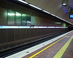 Melbourne Central railway station Melbourne