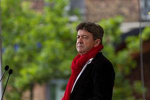 Jean-Luc Mélenchon - Jean-Luc Mélenchon in 2013 in Toulouse.