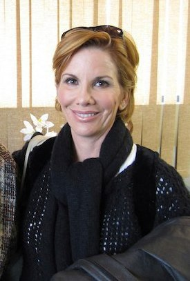 Melissa Gilbert after Drug Free America shoot - cropped (5242325680)