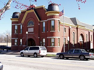 Porter County Memorial Opera Hall memorial hall and theater in Valparaiso, Indiana, United States