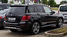 Mercedes Benz Glk 250 4matic Germany Facelift