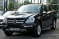 Mercedes GL 350 CDI BlueEFFICIENCY 4MATIC (X164) Facelift front 20100710.jpg