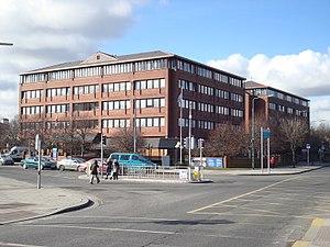 Merrion Centre, Dublin - The Merrion Centre