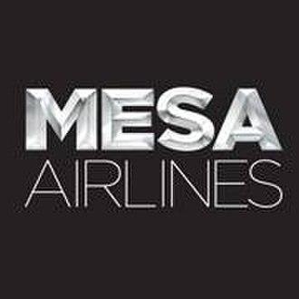 Mesa Airlines - Image: Mesa Airlines Logo 2
