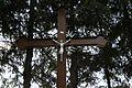 Metalowy krzyż przydrożny - Strzyżewo - 000811c.jpg