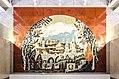 Metro SPB Line5 Bukharestskaya mosaic.jpg