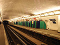 Metro de Paris - Ligne 1 - Porte Maillot 10.jpg
