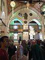 Mevlana Museum (Green Mausoleum) in Konya Turkey By Mardetanha (44).JPG
