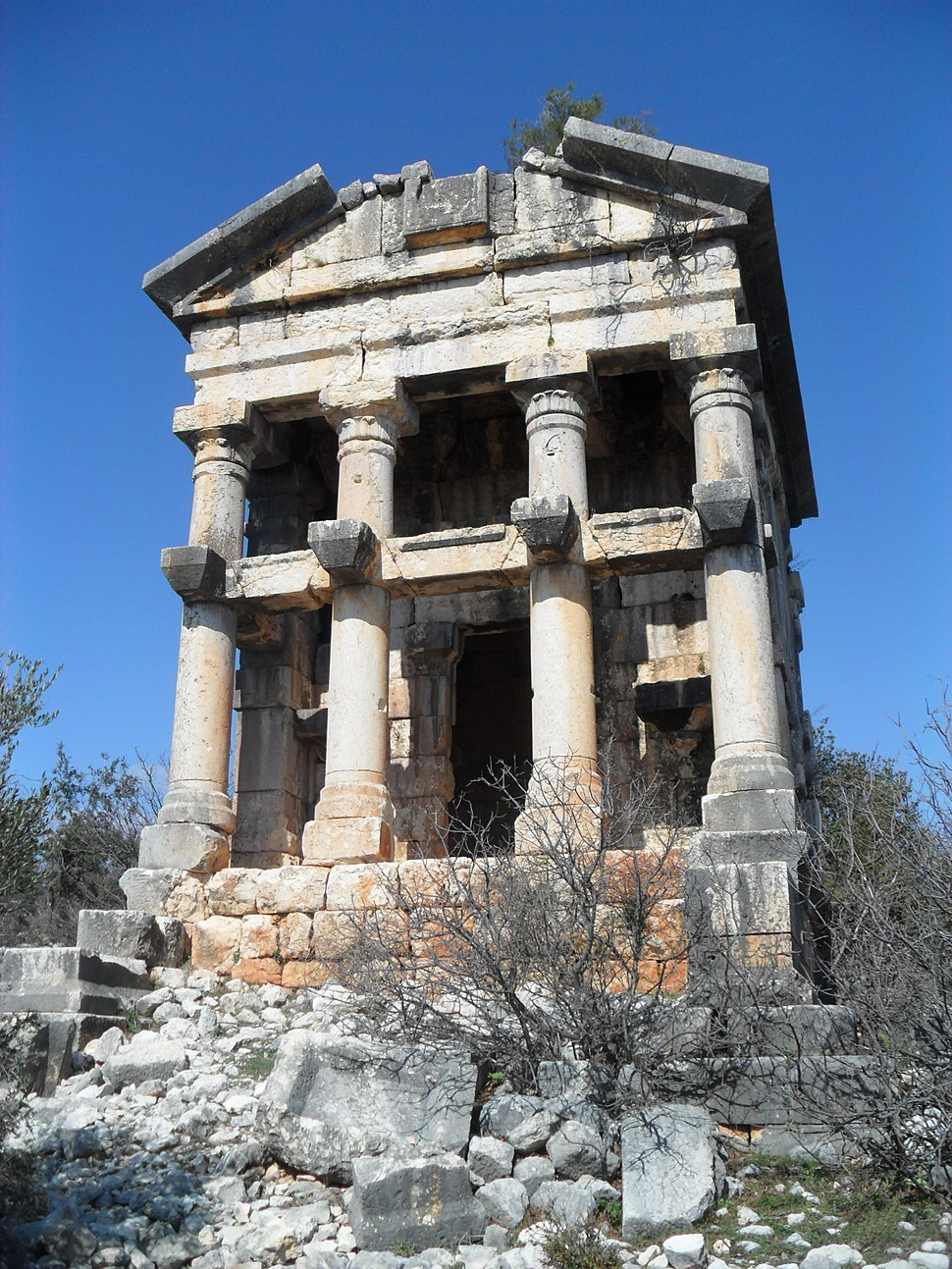 Mezgitkale, Mersin Province, Turkey