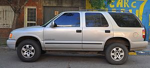 Chevrolet S-10 Blazer - Image: Mi Blazer 02