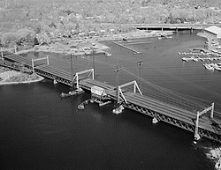 Mianus River Bridge, Cos Cob (Fairfield County, Connecticut).jpg