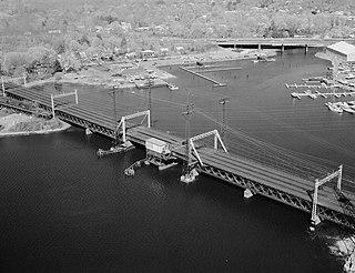 Mianus River Railroad Bridge United States historic place