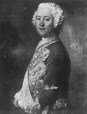 Michael Gabriel Fredersdorf - Michael Gabriel Fredersdorf