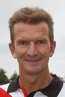 Michael Gross (swimmer) West German swimmer, Olympic gold medallist, world champion, former world record-holder