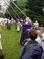 Michael House School - Maypole Dancing - geograph.org.uk - 173895.jpg