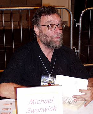 Michael Swanwick - At the 63rd World Science Fiction Convention in Glasgow, August 2005