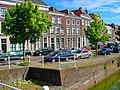Middelburg - Bellinkbrug - View North on Rouaansekaai.jpg
