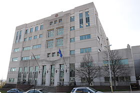 Middletown, CT - Raymond E Baldwin Courthouse 01.jpg