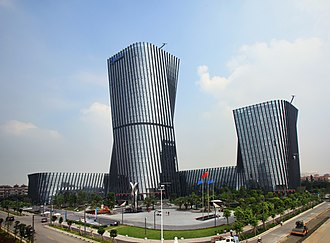 Midea Group - Midea headquarters in Shunde, Guangdong
