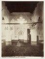 Mihrab, nisch som visar riktningen mot Mekka i stora moskén., Tlemcen, Algeriet - Hallwylska museet - 107972.tif