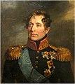 Mikhail Andreevitch Miloradovitch by George Dawe - Suvorov museum.jpg