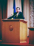 Mikheil Saakashvili in IIR.jpg