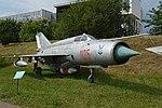 Mikoyan-Gurevich MiG-21R '1125' (19174575540).jpg