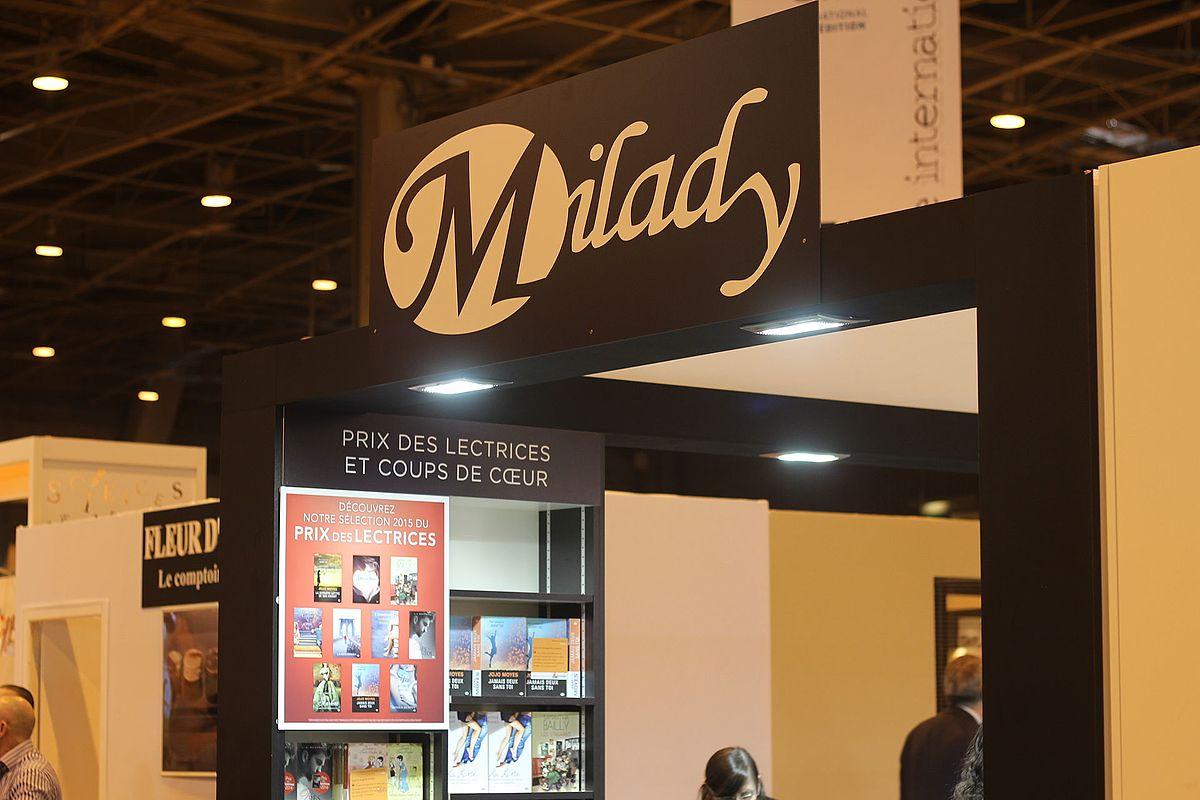 Milady maison d 39 dition wikip dia for Salon du pain paris