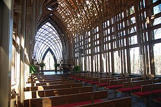Mildred B. Cooper Memorial Chapel Church in the United States
