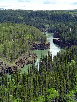 Miles Canyon Whitehorse (1)