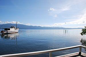 Milne Bay - Image: Milne Bay Alotau