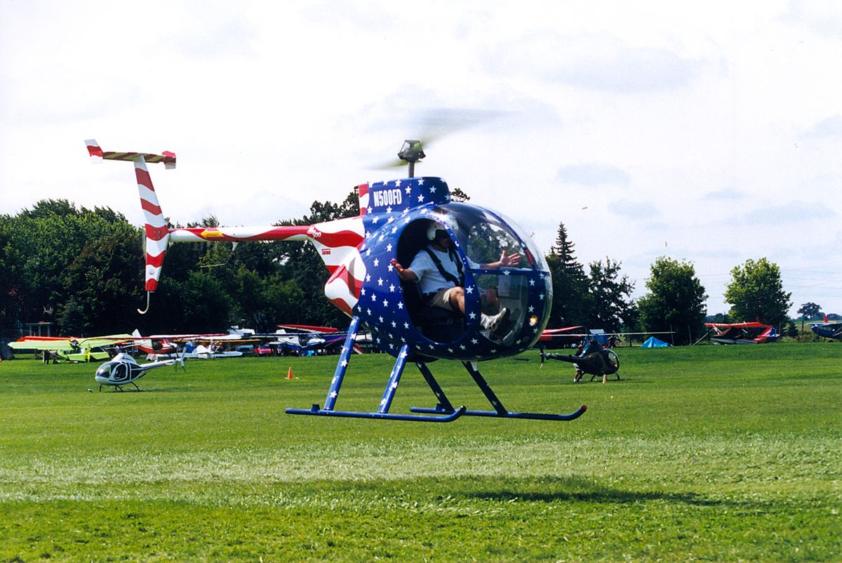 Elicottero 500 : Revolution mini wikipedia