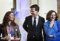 Minister-president Rutte tijdens de ontvangstceremonie van de Nederlandse paralympiërs in de Grote Kerk in Den Haag. (13268445804).jpg