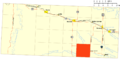 Minnehaha Township, Bowman County, North Dakota.png