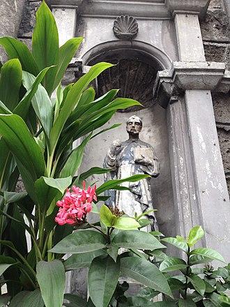 Binondo Church - Image: Minor Basilica of St Lorenzo Ruiz