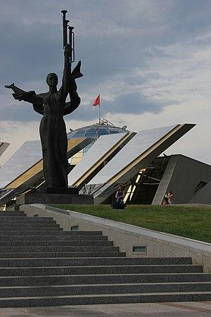 Новое здание музея истории