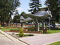Mońki. Pomnik samolot 1.JPG