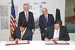 MoU Signing Ceremony between USAID & APF at Islamabad on April 18, 2012 (7090440247).jpg