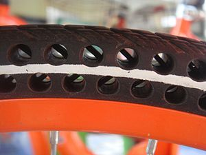 Airless tire - Mobike tire