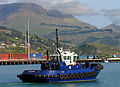 Modern tug, Lyttelton, Canterbury, New Zealand 4 August 2005.jpg